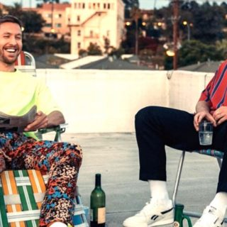 Calvin Harris and Sam Smith