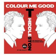 Things I Need To Buy Right Now: The Tom Hiddleston Coloring Book 1