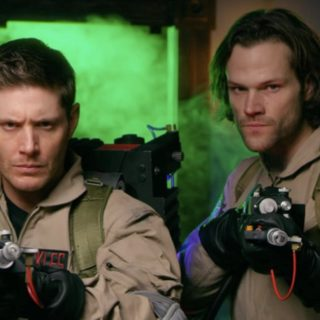 Supernatural Ghostbusters