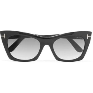 TOM FORD – Cat-eye Acetate Sunglasses