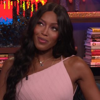 Naomi Campbell on Watch What Happens Live