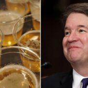 Brett Kavanaugh Loves Beer