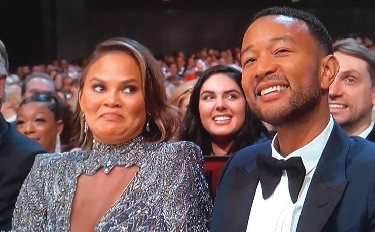 Chrissy Teigen John Legend Emmys