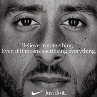 "Colin Kaepernick tapped for new Nike ""Just Do It"" campaign"