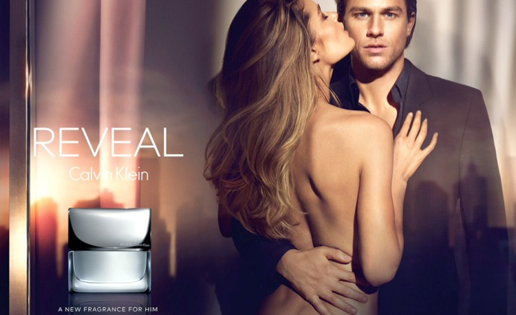 Charlie Hunnam and Doutzen Kroes for Calvin Klein's Reveal