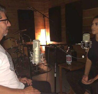 Kim Kardashian on ason Flom's Wrongful Conviction podcast
