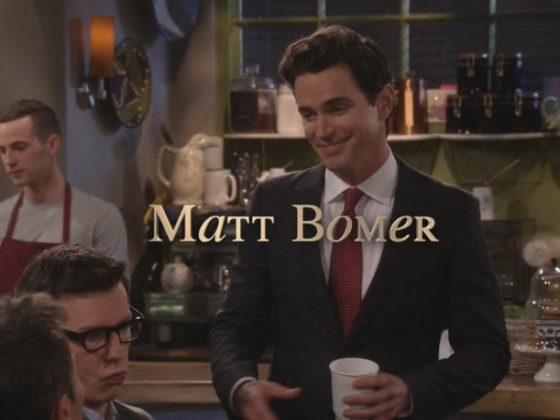 Matt Bomer Will & Grace