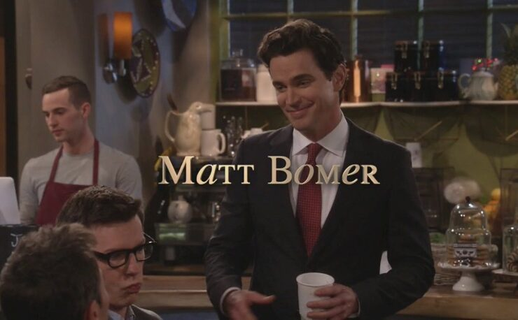 Matt Bomer Will & Grace