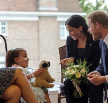 Meghan Markle and Prince Harry attended the WellChild Awards