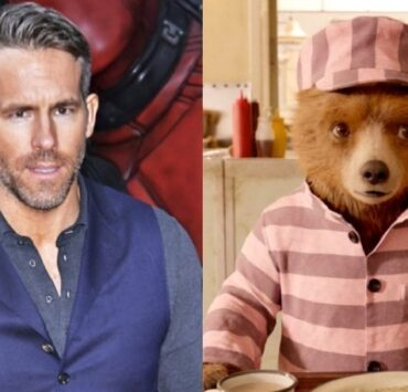 Ryan Reynolds Paddington Bear
