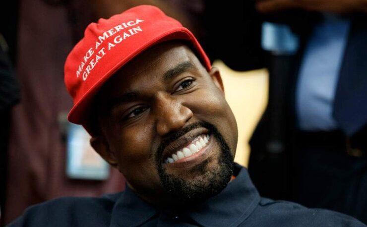 Kanye West MAGA