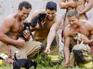 Australian Firefighters Calendar