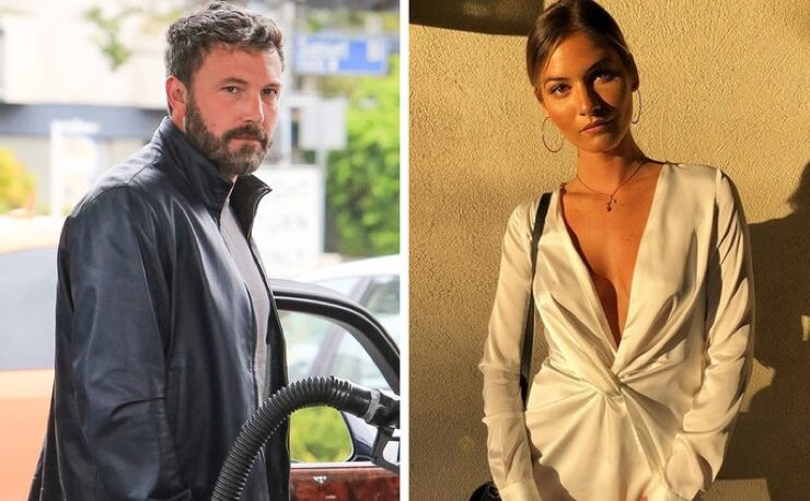 Ben Affleck and Shauna Sexton