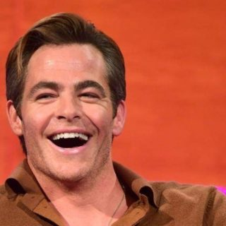 Chris Pine The Graham Norton Show