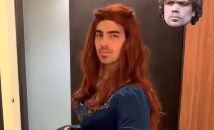 Joe Jonas Halloween