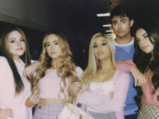 Ariana Grande Mean Girls