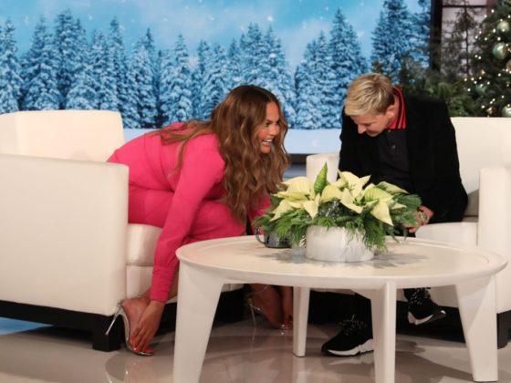 Chrissy Teigen on Ellen