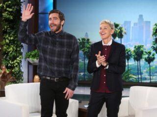 Jake Gyllenhaal Ellen