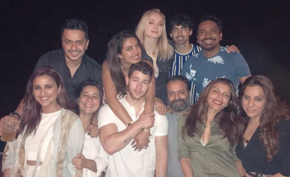 Priyanka Chopra and Nick Jonas Pre-Wedding Celebration