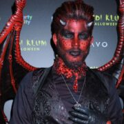 Adam Lambert Devil Halloween