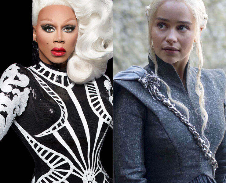 'RuPaul's Drag Race' ousts 'Game of Thrones' as Reddit's most popular TV show 1