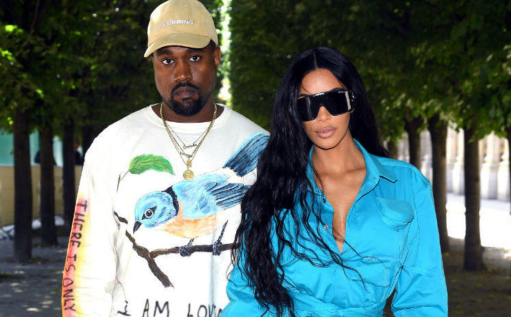 Kim Kardashian Criticized Over North West's Lipstick In New Family Photo 3