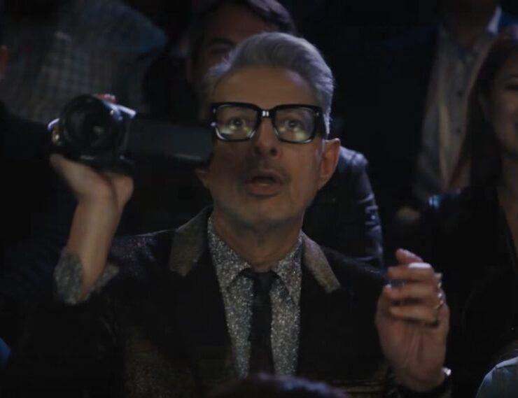 "Jeff Goldblum made a ""Thank U, Next"" parody video, and yes, Ariana Grande approves 1"