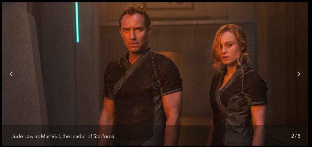 Jude Law Captain America