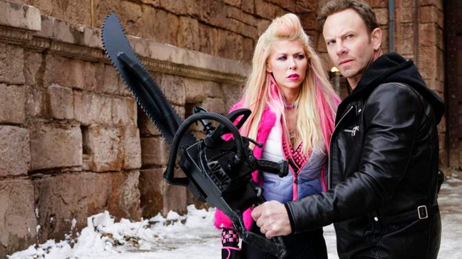 Trouble in Taradise: Tara Reid is suing Sharknado producers for $100 million 1