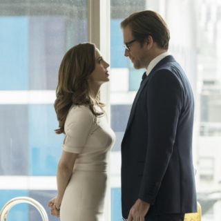 Eliza Dushku Michael Weatherly Bull