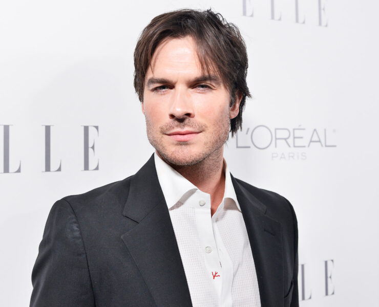 Ian Somerhalder Gets 'Fired Up' After Shoppers Question His Veggie-Filled Grocery Cart 2