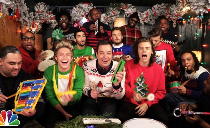 One Direction Jimmy Fallon