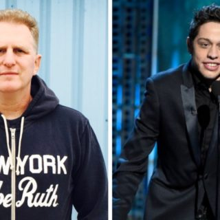 Michael Rapaport Mocks Pete Davidson