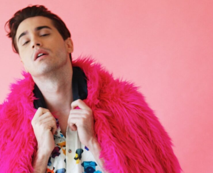 Ryan McCartan Proves That Real Men Wear Pink 2