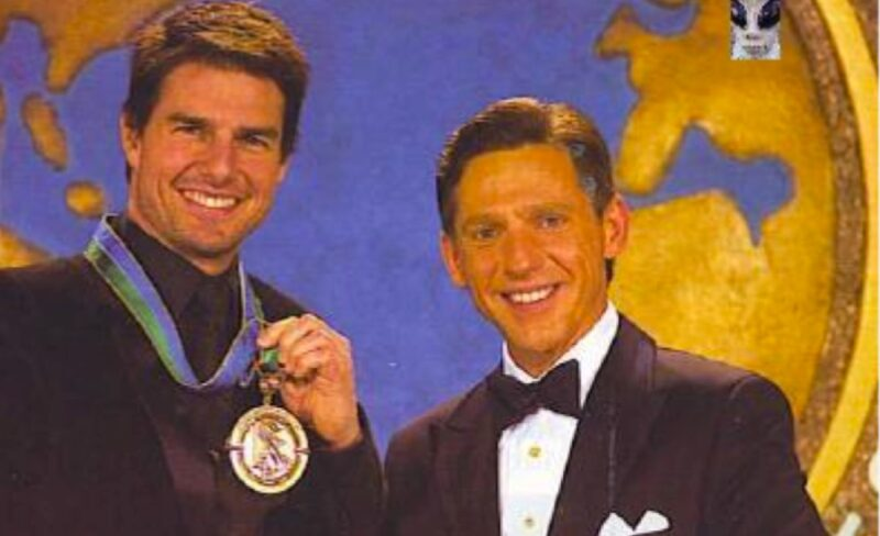 Tom Cruise Freedom Medal of Valor