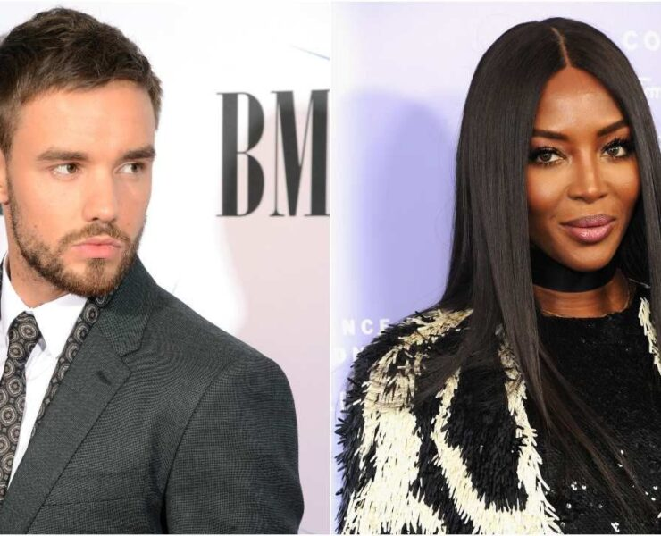 Liam Payne and Naomi Campbell Get Flirty on Instagram 2
