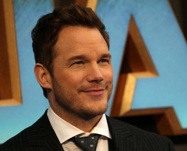 Chris Pratt engaged to Katherine Schwarzenegger 3
