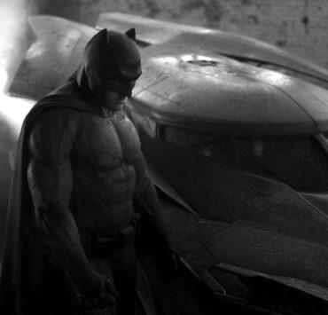 Ben Affleck hands over his cape to a new Batman 1