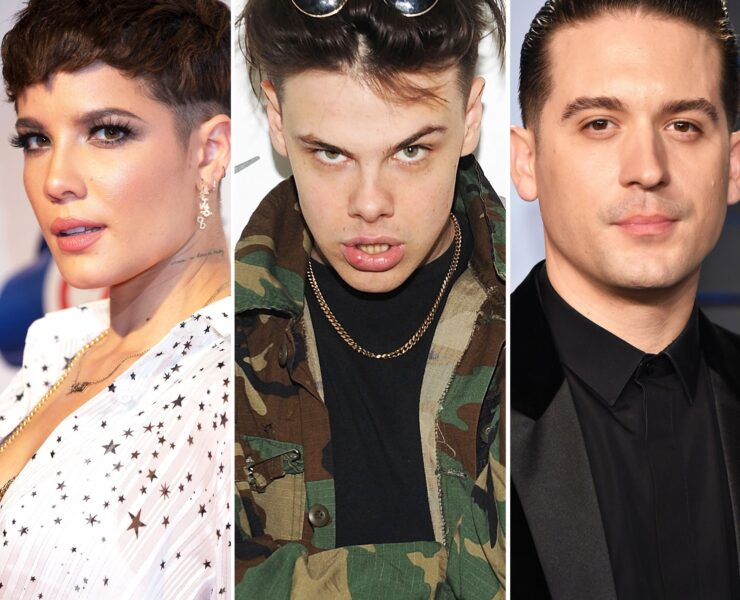 Halsey Goes Instagram Official With Yungblud After G-Eazy Split 3