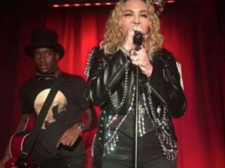Madonna David Banda Stonewall Inn