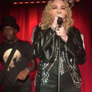 Madonna David Banda Stonewall Inn