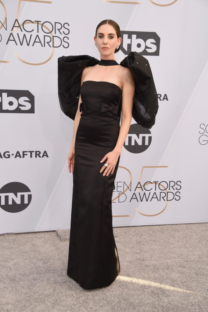 Alison Brie 25th Annual Screen Actors Guild Awards - Arrivals