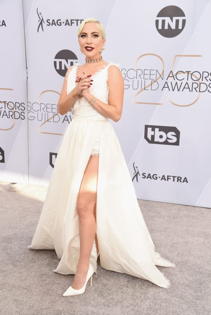 Lady Gaga 25th Annual Screen Actors Guild Awards - Arrivals