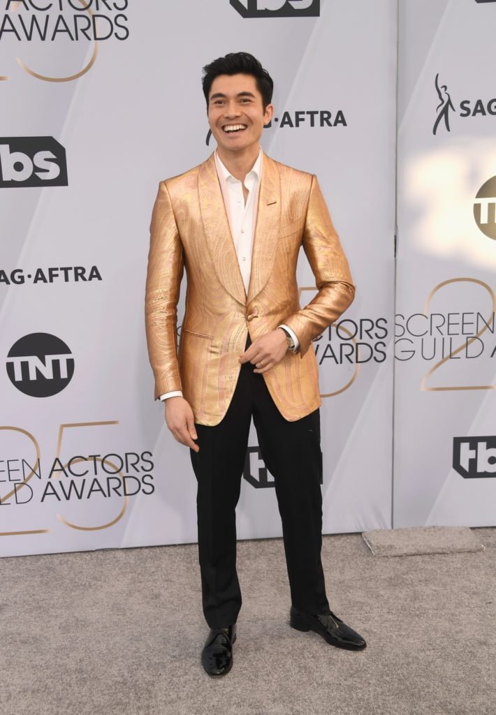 Henry Golding 25th Annual Screen Actors Guild Awards - Arrivals