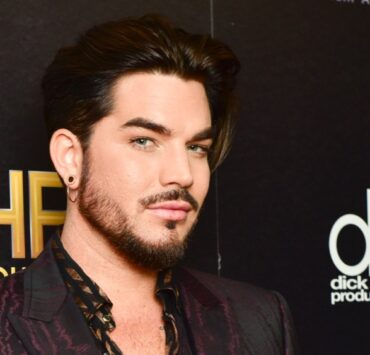 Adam Lambert 22nd Annual Hollywood Film Awards - Press Room