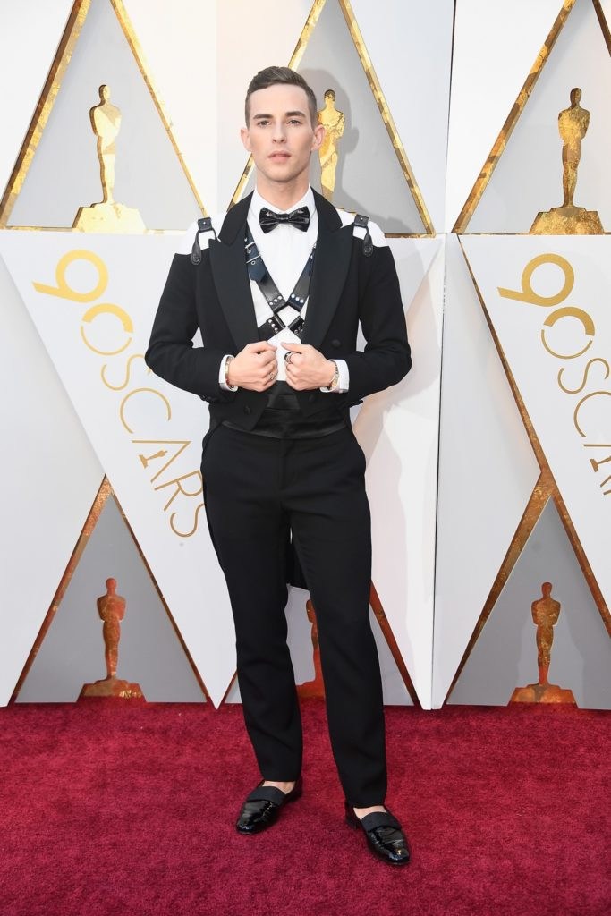 Adam Rippon 90th Annual Academy Awards - Arrivals