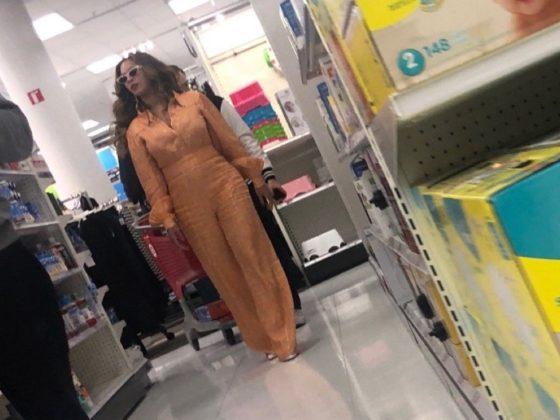 Beyonce Target