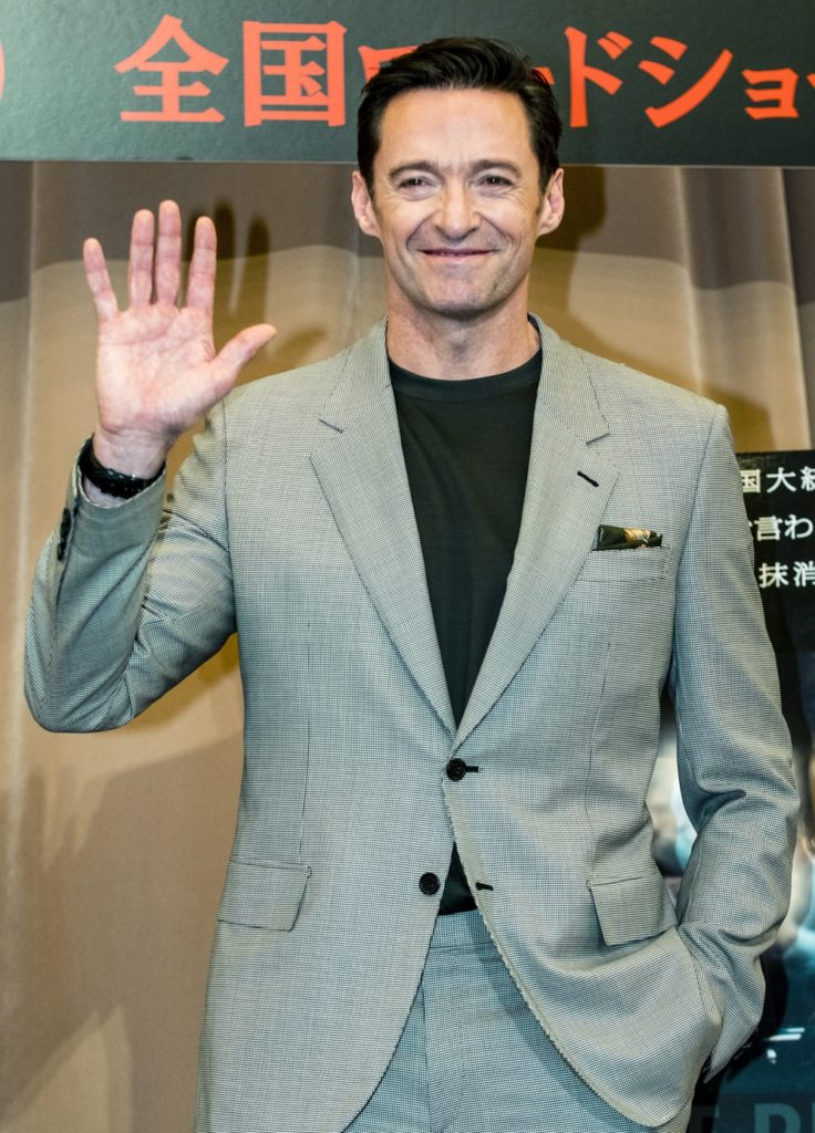 Hugh Jackman 'The Front Runner' Press Conference In Japan
