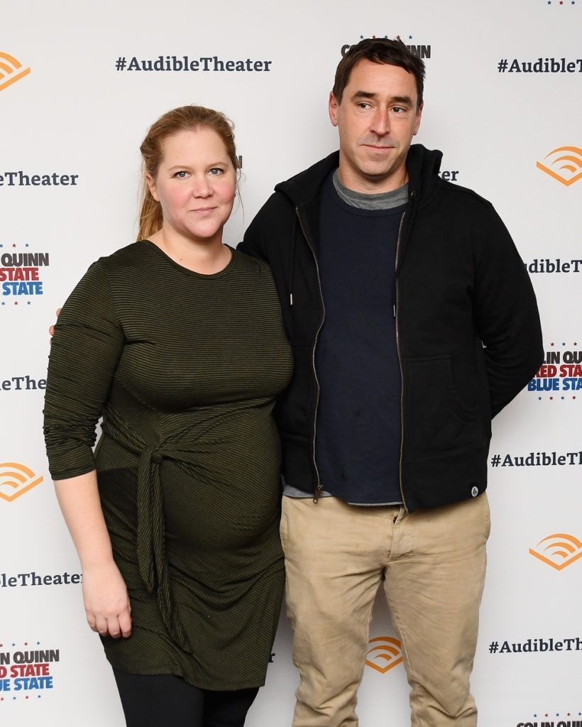 """Amy Schumer """"Colin Quinn: Red State Blue State"""" Opening Night"""