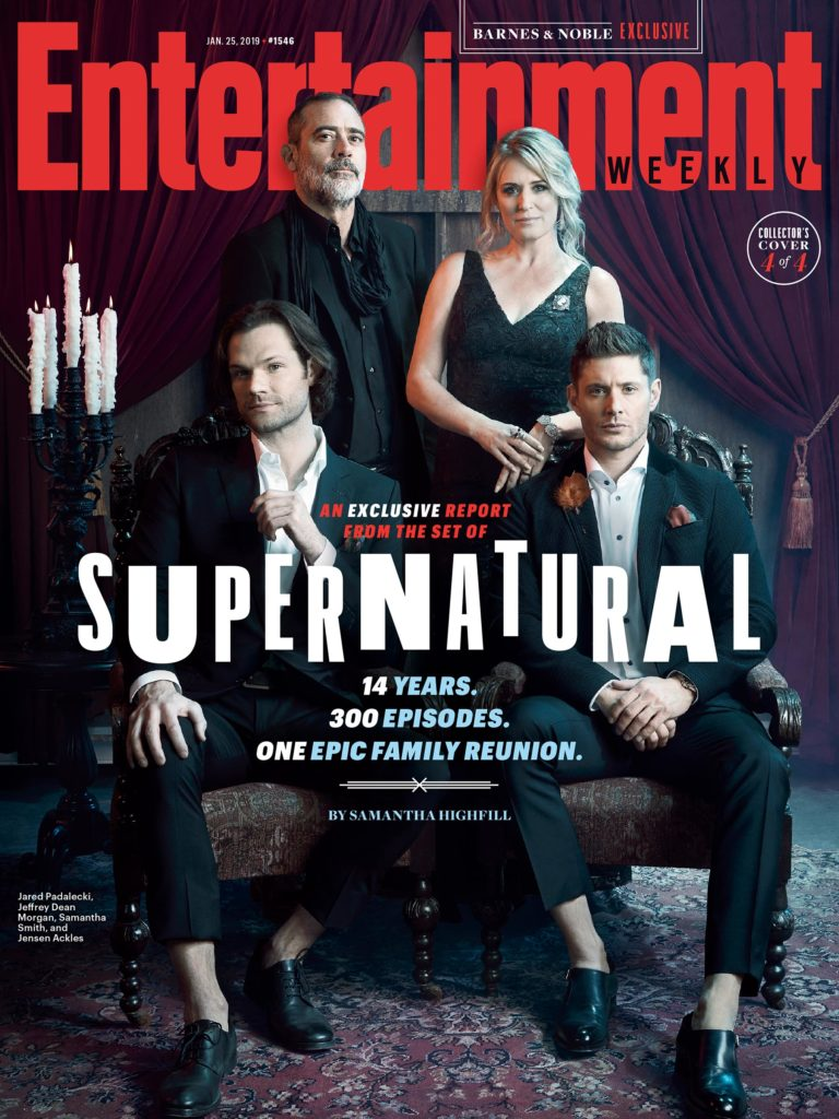 Supernatural Entertainment Weekly